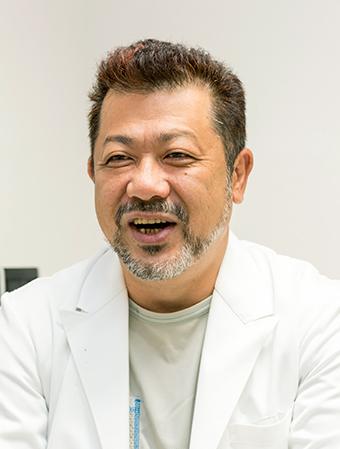 救急医療室長 医学博士・山内健...