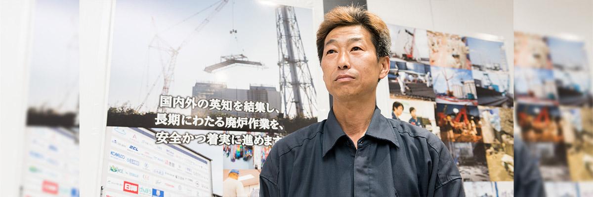 小林誠さんの写真