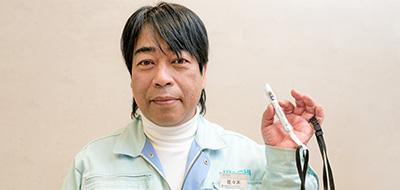 佐々木勝治さんの写真