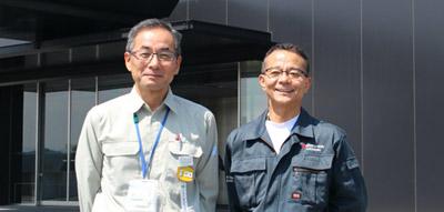 伊藤文雄さん、弘中村さん